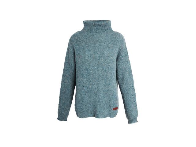 Sherpa Yuden Sweater Damer, blå